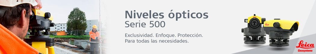 niveles opticos leica