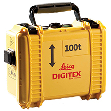 DIGITEX 100t, transmitter