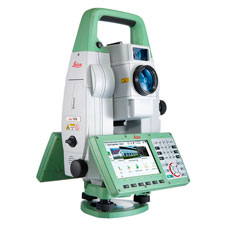 "TS16P 3"" R1000, total station w/PS"