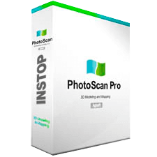 Photoscan, Agisoft