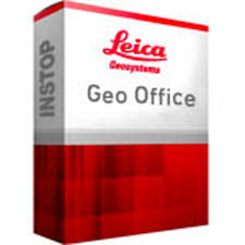 Leica Geo Office Professional Bundle (Node locked). Includes all options.