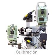 calibracion leica
