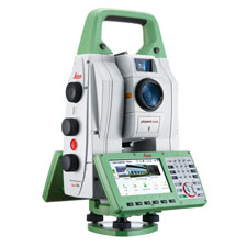 "TS60 I 0.5"" imaging total station"