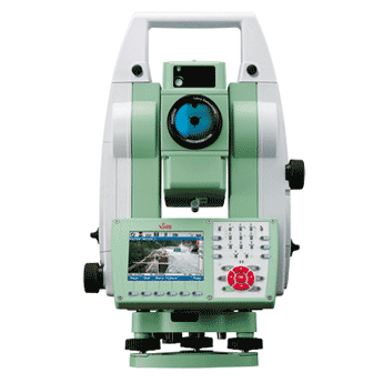 TS11 I, 1 (0.3 mgon) R1000 Total station