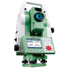TS16 M, 3 (1 mgon) R500 Motorized total station