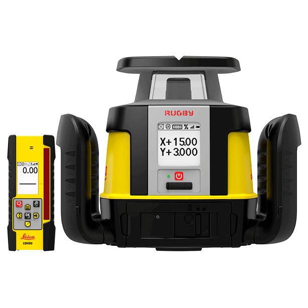 Nivel laser Leica Rugby CLA - CLX800