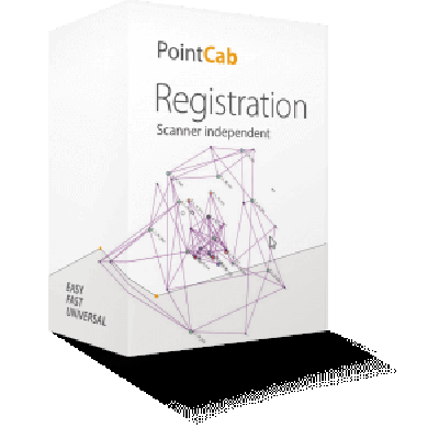 PointCab Registration