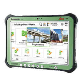 Leica CS35 Tablet